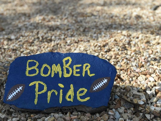 Rock painting is becoming popular in the Twin Lakes