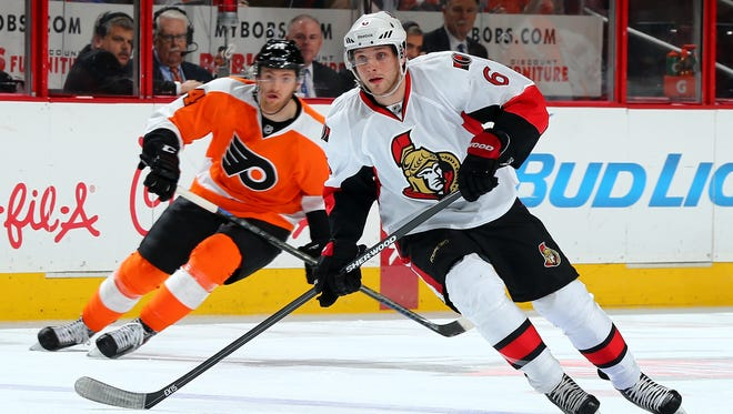 Cherry Hill native Bobby Ryan makes another trip home to face his boyhood team.