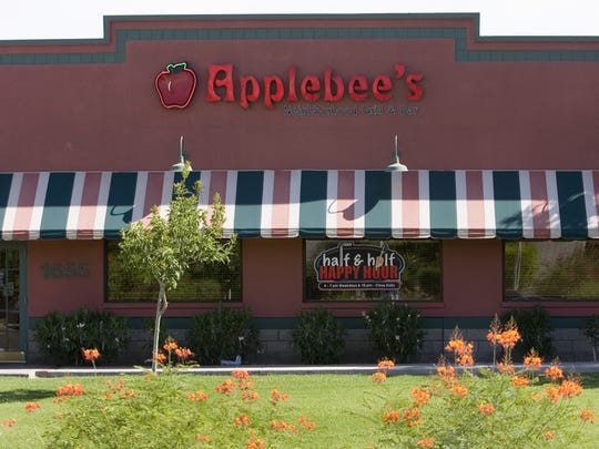 Applebee's parent company Dine Brands Global announced it will close 60 to 80 restaurants this year. The company closed 99 Applebee's locations in 2017 and 46 others in 2016.