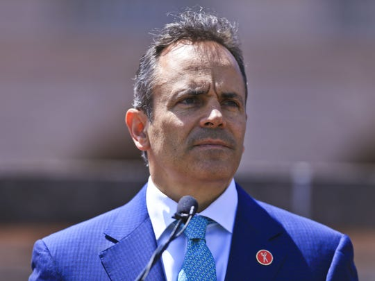 Gov. Matt Bevin.
