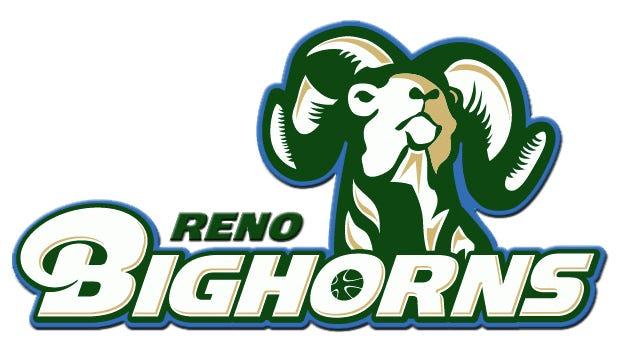 Reno Bighorns Basketball.