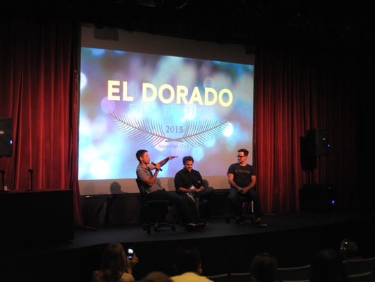 El Dorado Film Festival in Arkansas.