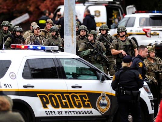AP SHOOTING-SYNAGOGUE A NWS NWS USA PA