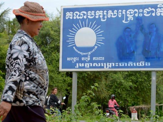 CAMBODIA-POLITICS