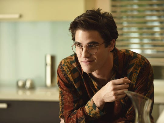 """Darren Criss in """"The Assassination of Gianni Versace:"""