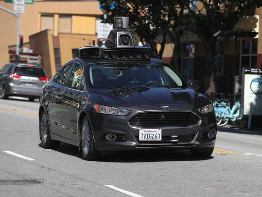 whos at fault unclear in driverless car crashes