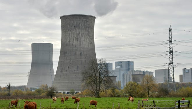 A coal-fired power station in Hamm, Germany. The global climate agreement  set to be adopted six months from now in Paris is supposed to apply to all countries, from large industrialized economies to tiny island nations who fear they will perish amid rising seas.
