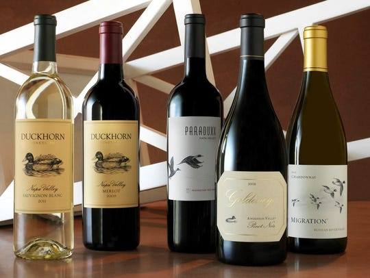 Duckhorn is renowned for its wines, including its highly rated merlot.
