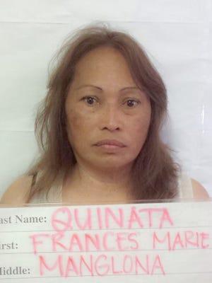 Frances Marie Manglona Quinata