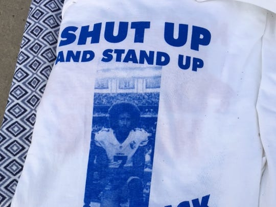 4f2e497ff2c7 T-shirts like this were for sale by Buffalo fans before