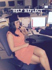 """""""Self Reflect"""""""