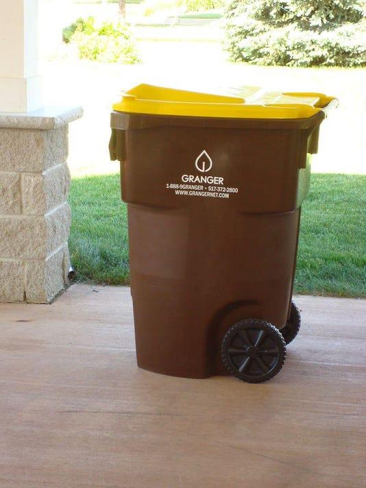 Granger recycling