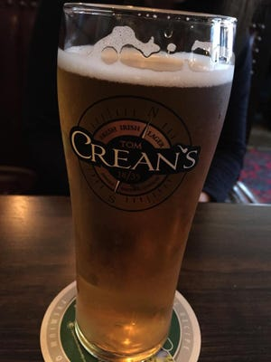 This beer is named for Tom Crean. But not the Tom Crean you know.