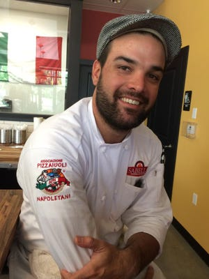 Mikel Jaramillo, Isabella's Pizza's sole proprietor, stays true to his Italian culinary roots.