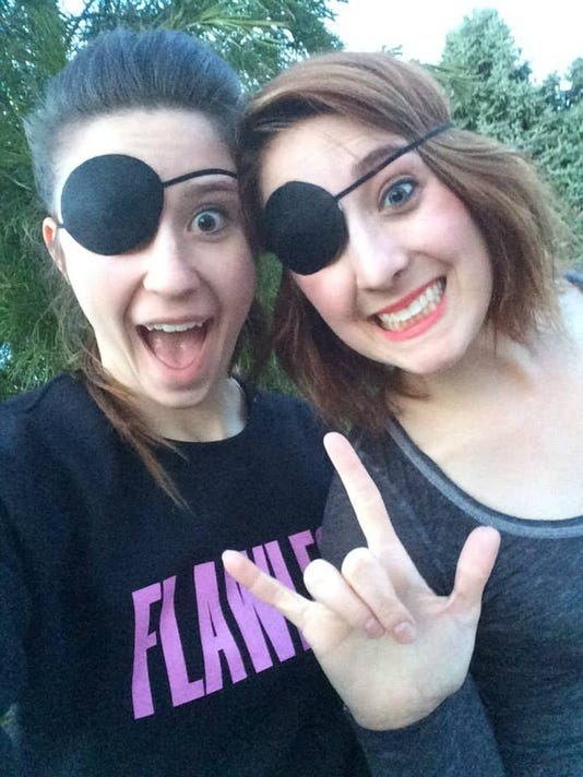 Cori's daughters created a Facebook page to show support for their mother. Share your own eye patch photo to let her know you're thinking of her.