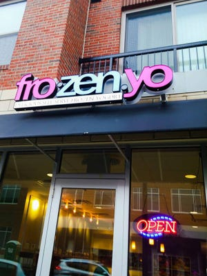 Fro.Zen.Yo recently opened in Norwood near Xavier University.