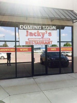 Jacky's plans to open in this space on North Cliff Avenue.