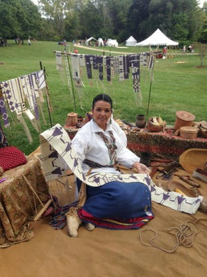 Weeya Michelle Smith will be at Feast of the Hunter's Moon.