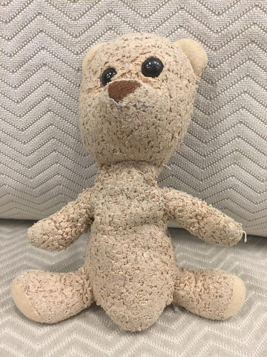 Eastview Mall lost bear