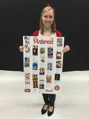 FlipSidePA entertainment reporter Abbey Zelko shows off her Pinterest costume on Friday, Oct. 30, 2015. Use the hashtag #YDRHalloween to share yours!