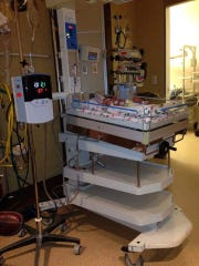 Inside the Neonatal Intensive Care Unit at Willis-Knighton