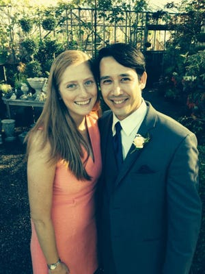 Shannon Agner of Cherry Hill and Kevin Barton will be married on Saturday. They were able to secure another venue for their reception at the last minute after Tuesday's fire at the Moorestown Community House.
