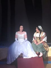 """""""Into the Woods"""" is on stage for the last weekend."""
