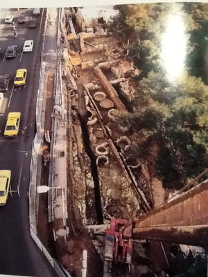 Bill Stead, retired mass transit executive, will discuss the extensive archaeological works required to facilitate the construction of two metro subway lines in Athens, Greece, at the opening of the spring semester of The Institute for Retired Persons at 9 a.m. March 8 at Wilson College. For information, contact John Ricca at 717-352-8996 or johnricca@earthlink.net.