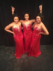'Dreamgirls' is on stage this weekend at Center for
