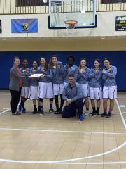 The Madison Academy girls basketball team won the TNCAA state title.