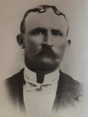 Eddy County's first sheriff, David Lyle Kemp