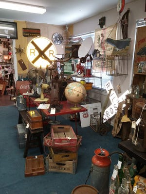 Arbor Antique Mall is located at 202 South Margin St. in Franklin.