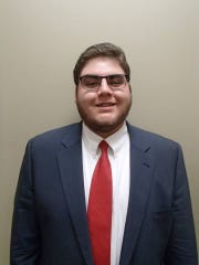 Samuel Keen is an attorney with the Clarksville office