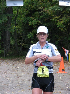 Michelle Koss participated in many athletic activities throughout central Wisconsin.