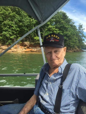 Arthur J. Burns, WWII veteran and native of Tallahassee