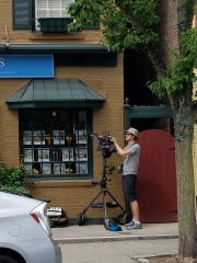 "ABC's ""Quantico"" filmed in Tarrytown."