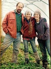 Wisconsin farmers at Snug Haven Farm include Bill Warner,
