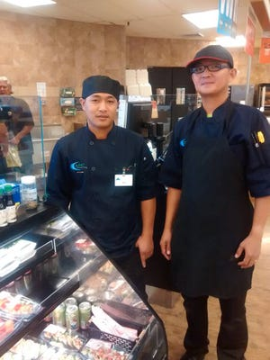 Hello Kitty Sushi is located inside Albertsons Market; 721 Mechem Drive. Hours of operation are 9 a.m. to 9 p.m., seven days a week. Catering also is available. For more information, call 575-257-4014 or stop by Hello Kitty Sushi in the Albertsons deli department and talk to Lee or Dee.