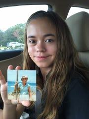 Jenna Stilling, daughter to Montgomery Advertiser reporter