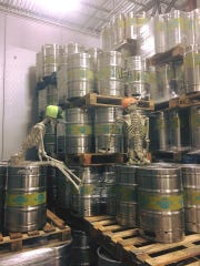 Islamorada Beer Company in Fort Pierce will offer tours of its haunted brewery Saturday.