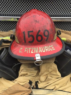 Phoenix Fire Captain Chris Fitzmaurice died a day after Thanksgiving in an ATV accident.
