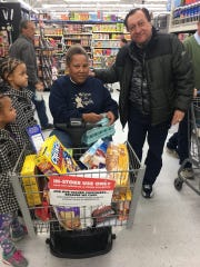 Nexus Services Inc. went on a $45,000 shopping spree Dec. 4, 2016 to benefit local families in need.
