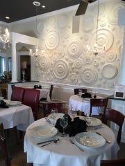 A view of the Medallion Room at La Corte Bistro in Cape Coral.