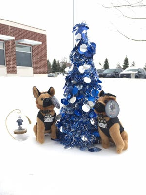 The Winnebago County Sheriff's Office once again is selling K-9 stuffed animals to raise money for its police dogs.