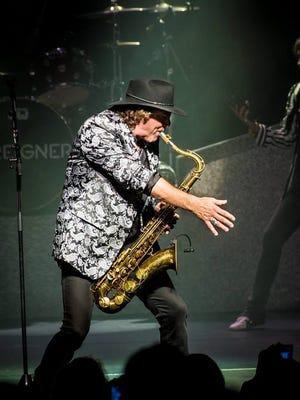 Foreigner performs Tuesday at Memorial Auditorium.