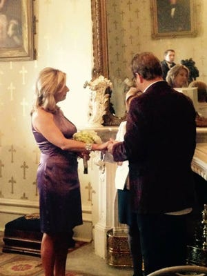 Valentine's Day elopements are available at Oaklands Mansion on Feb. 14.