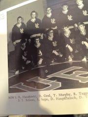 Richard Hanakovic was a wrestler at Union-Endicott High School.