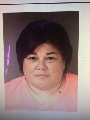 Nora Cavazos, 44, was arrested on suspicion of smuggling of persons in San Diego on Feb. 11, 2017.