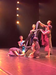 Ballet Magnificat! brings 'Hiding Place' to the Strand Theatre in March.