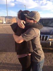 We all need a hug some times.